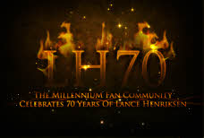 Visit the Lance Henriksen's 70th Birthday Celebration forums at This is who we are! (new tab/window).